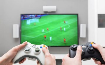 Online gamen