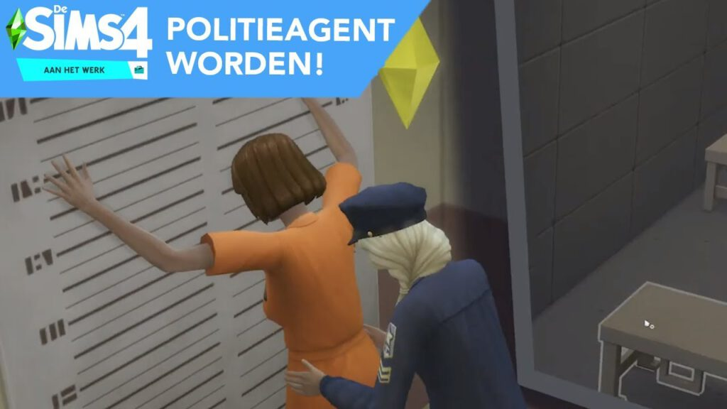Politieagent worden!