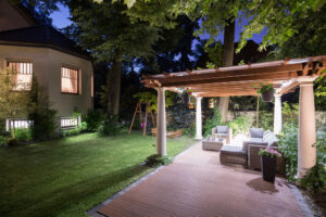 overkapping in jouw tuin